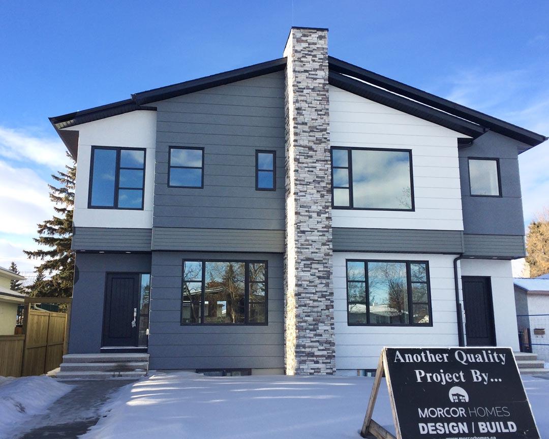 Calgary infill builder