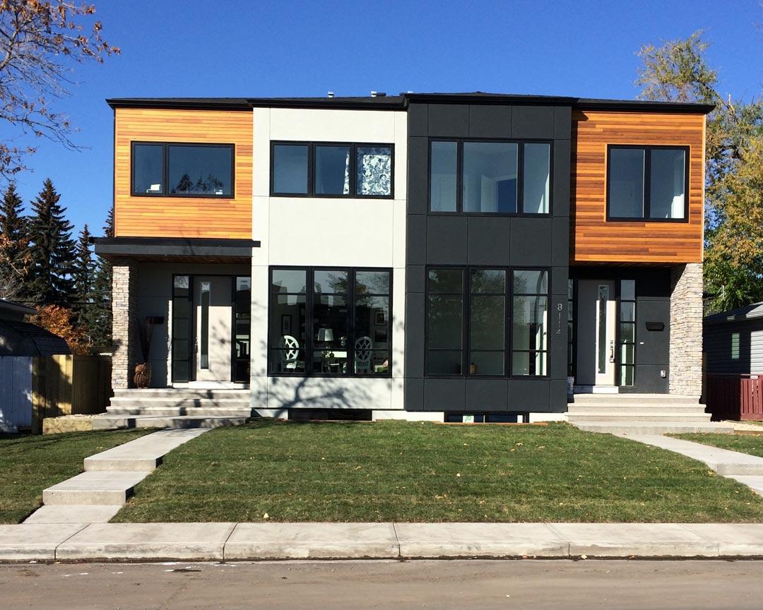 Calgary Infill Design