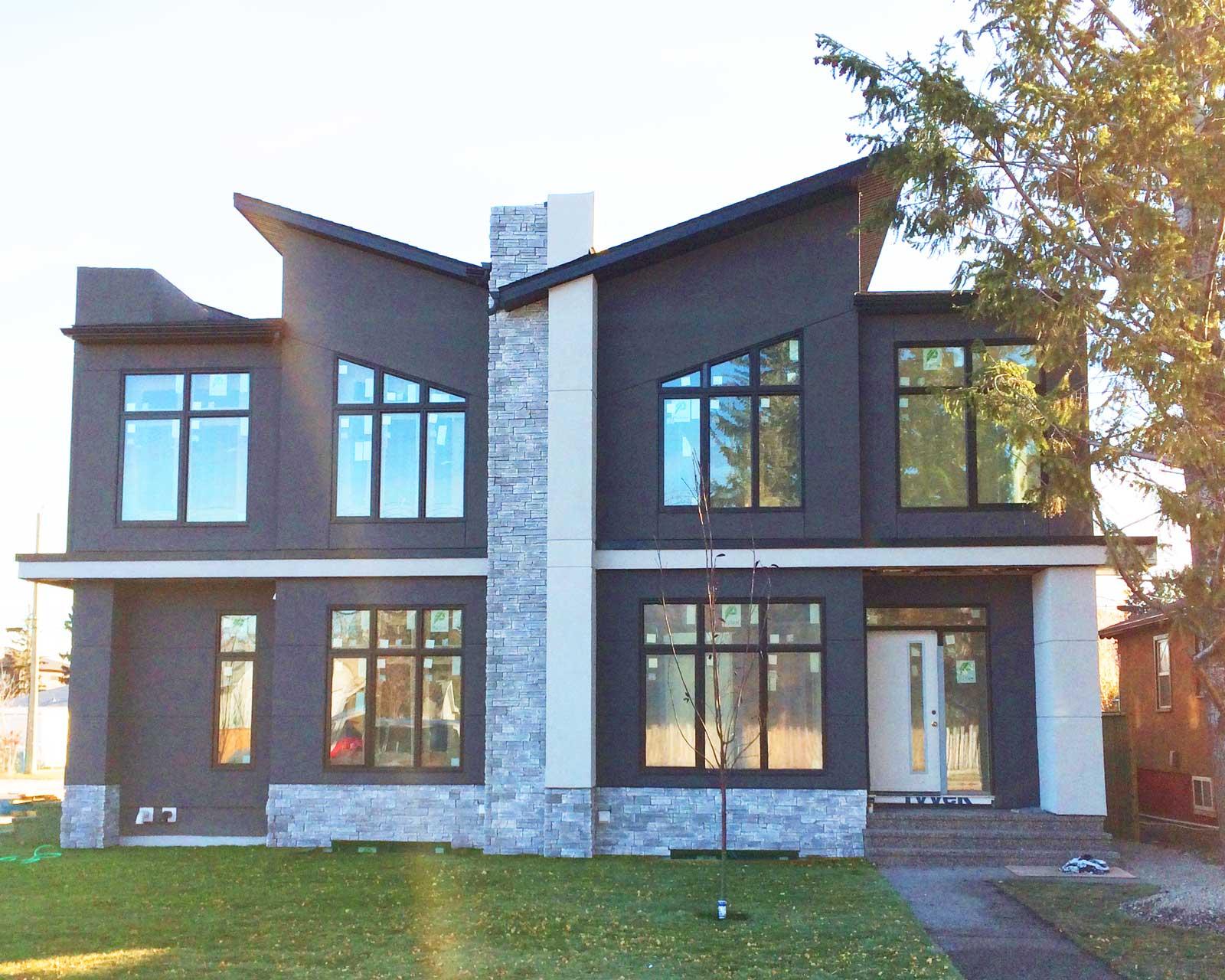 Calgary Custom Homes